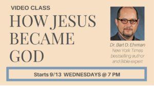 09-13 RC - HOW JESUS BECAME GOD