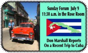 Cuba Forum