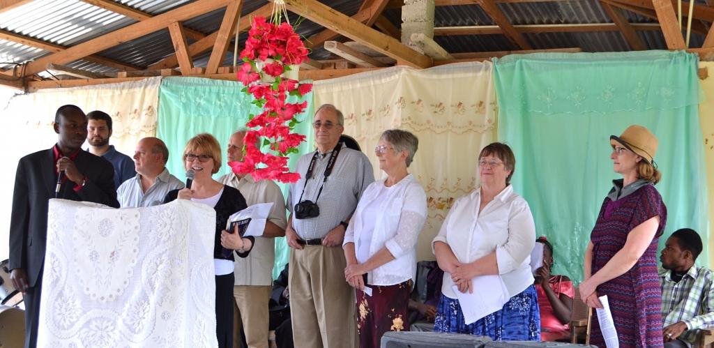 Mission team to Haiti 2014