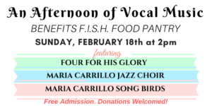 February concert